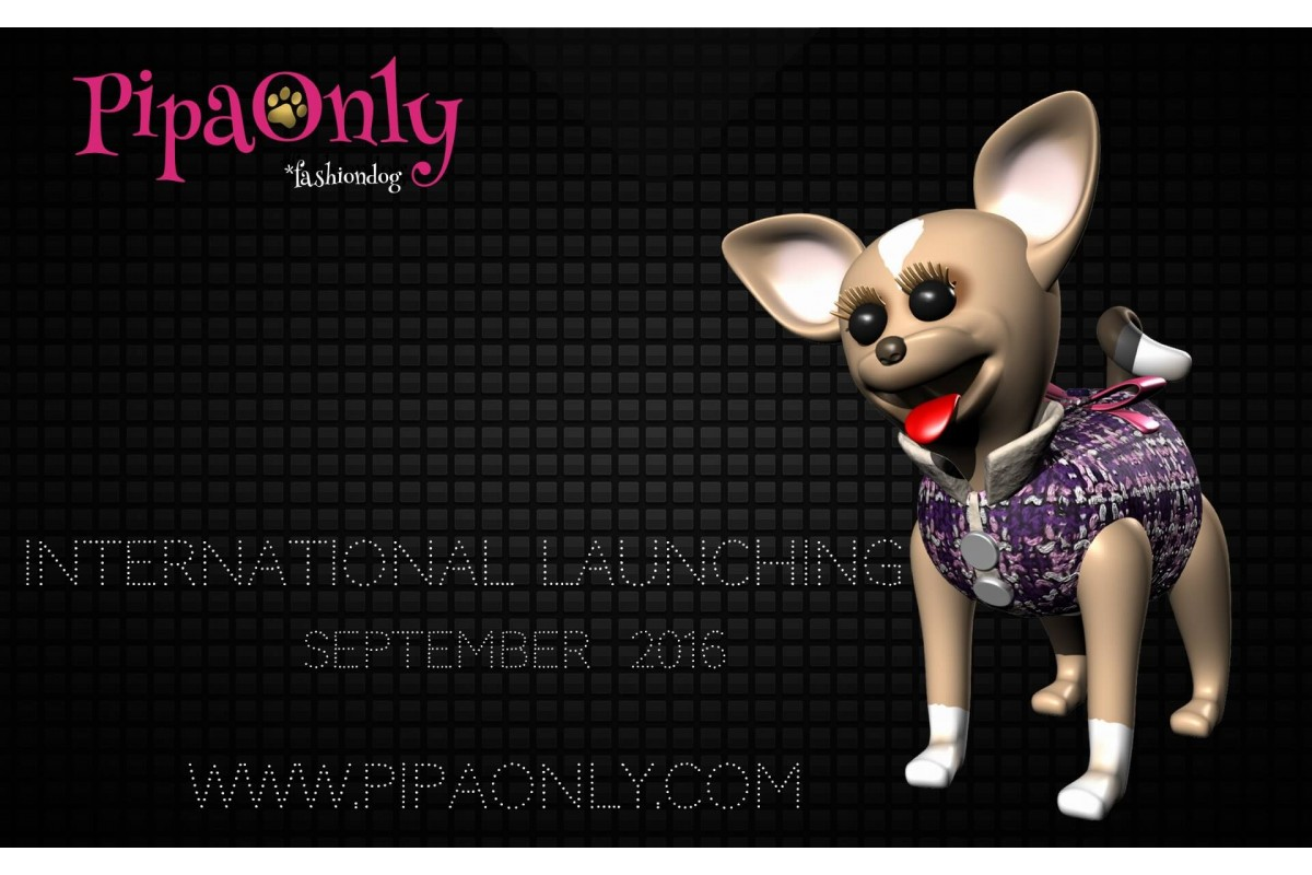 Lanzamiento Internacional Pipa Only Fashion Dog
